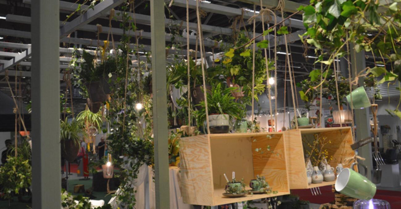 hängande trädgårdar