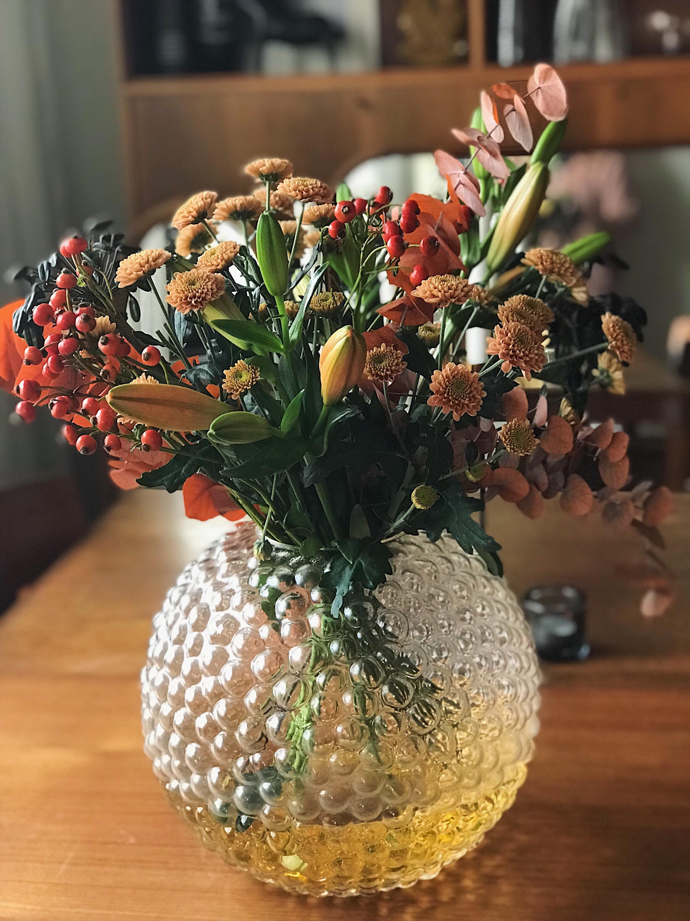Friday flowers – fredagsbuketten