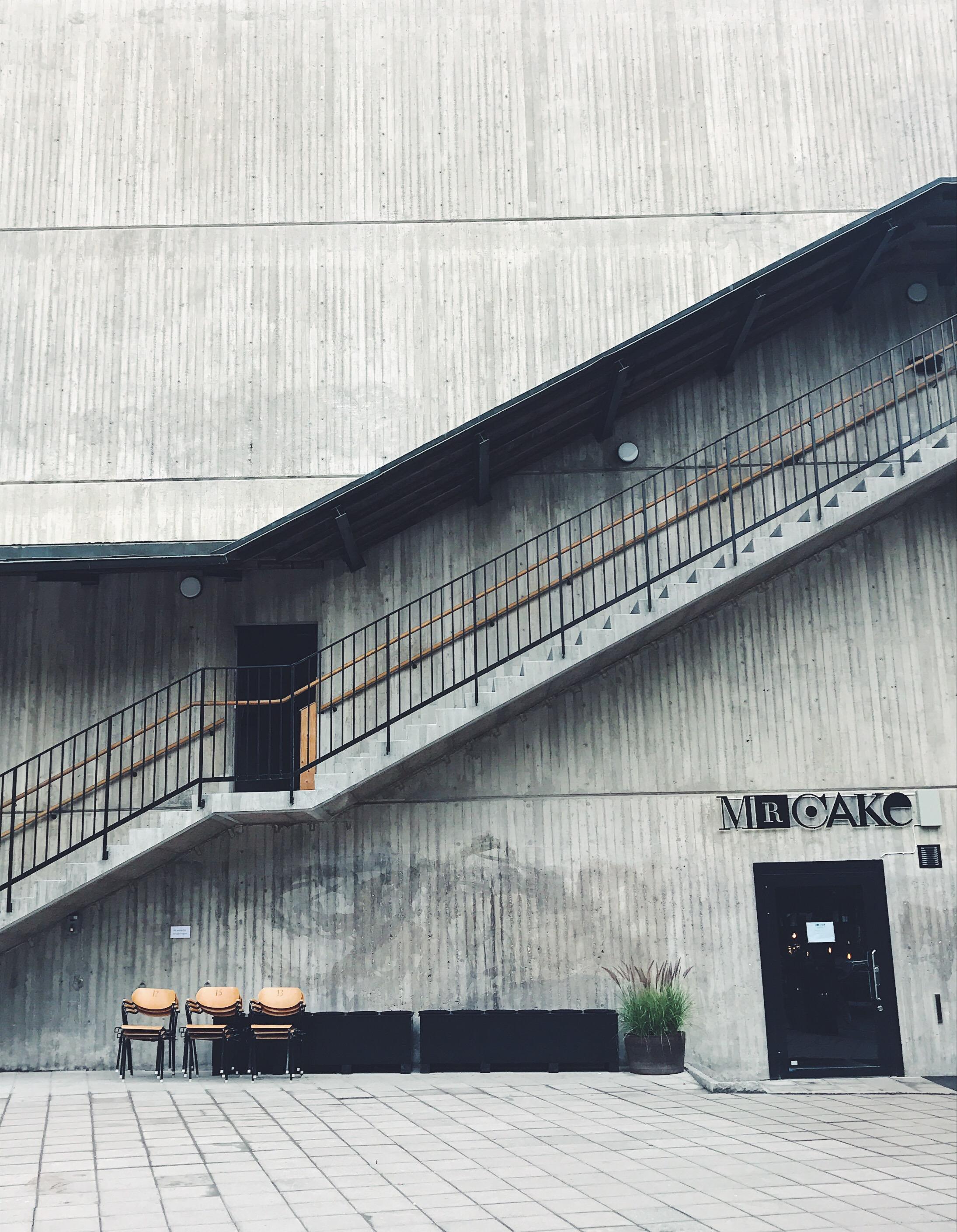 Ett yummy-stopp i Stockholm