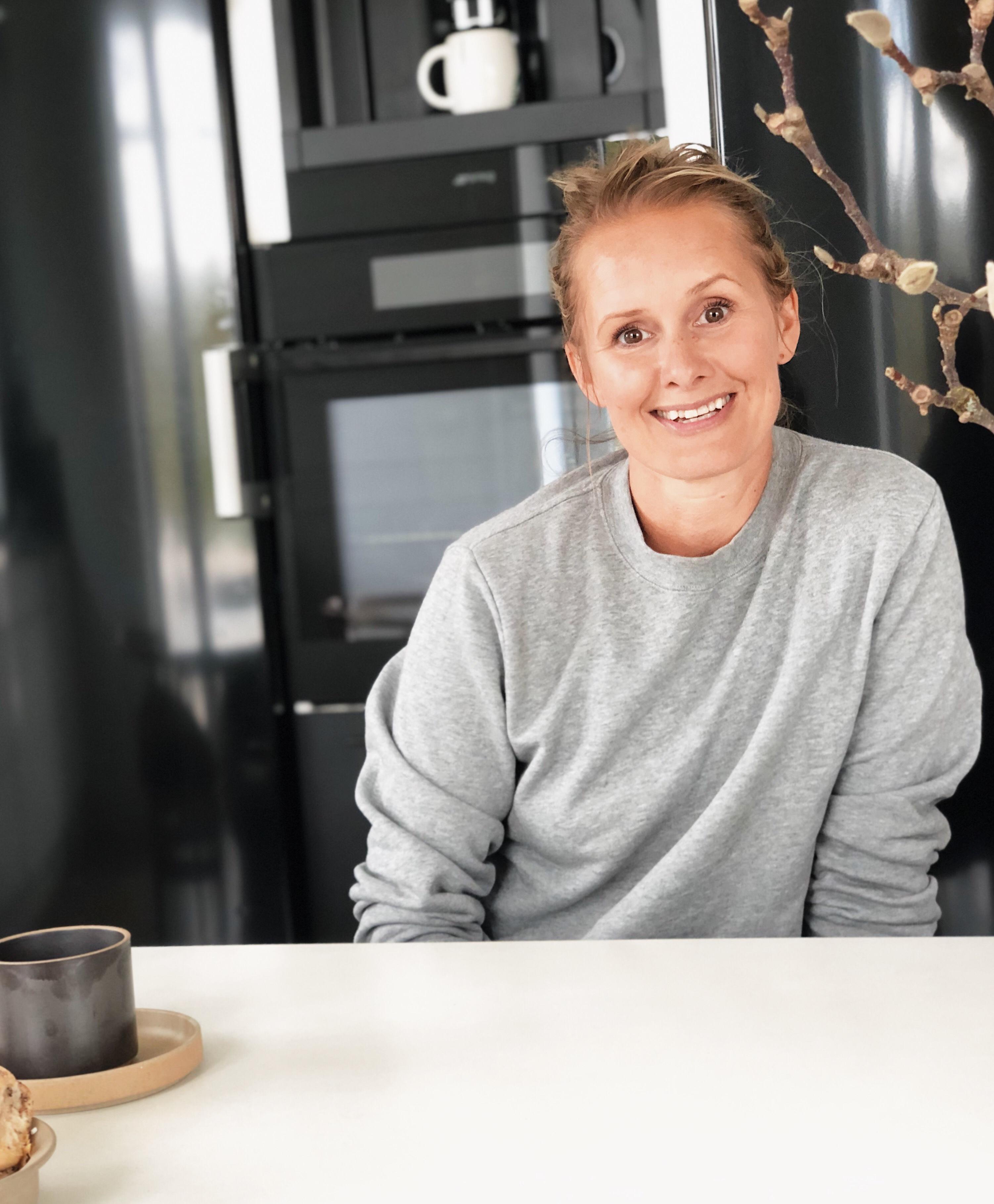 Premiär med Pella Hedeby i Inredningspodden
