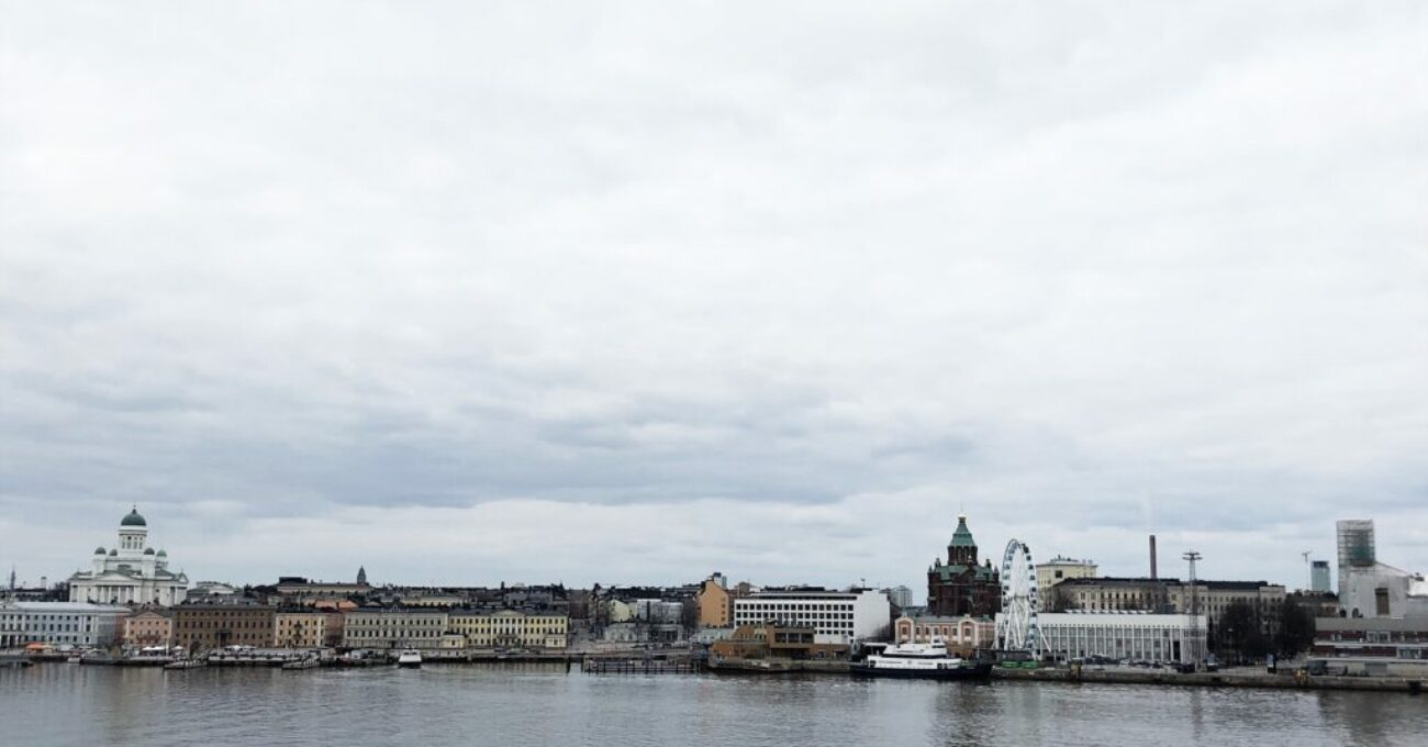 Weekend med kryssning till Helsingfors