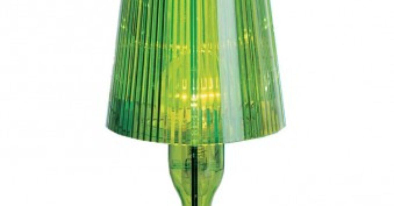 kartell grön lampa blogg 121218