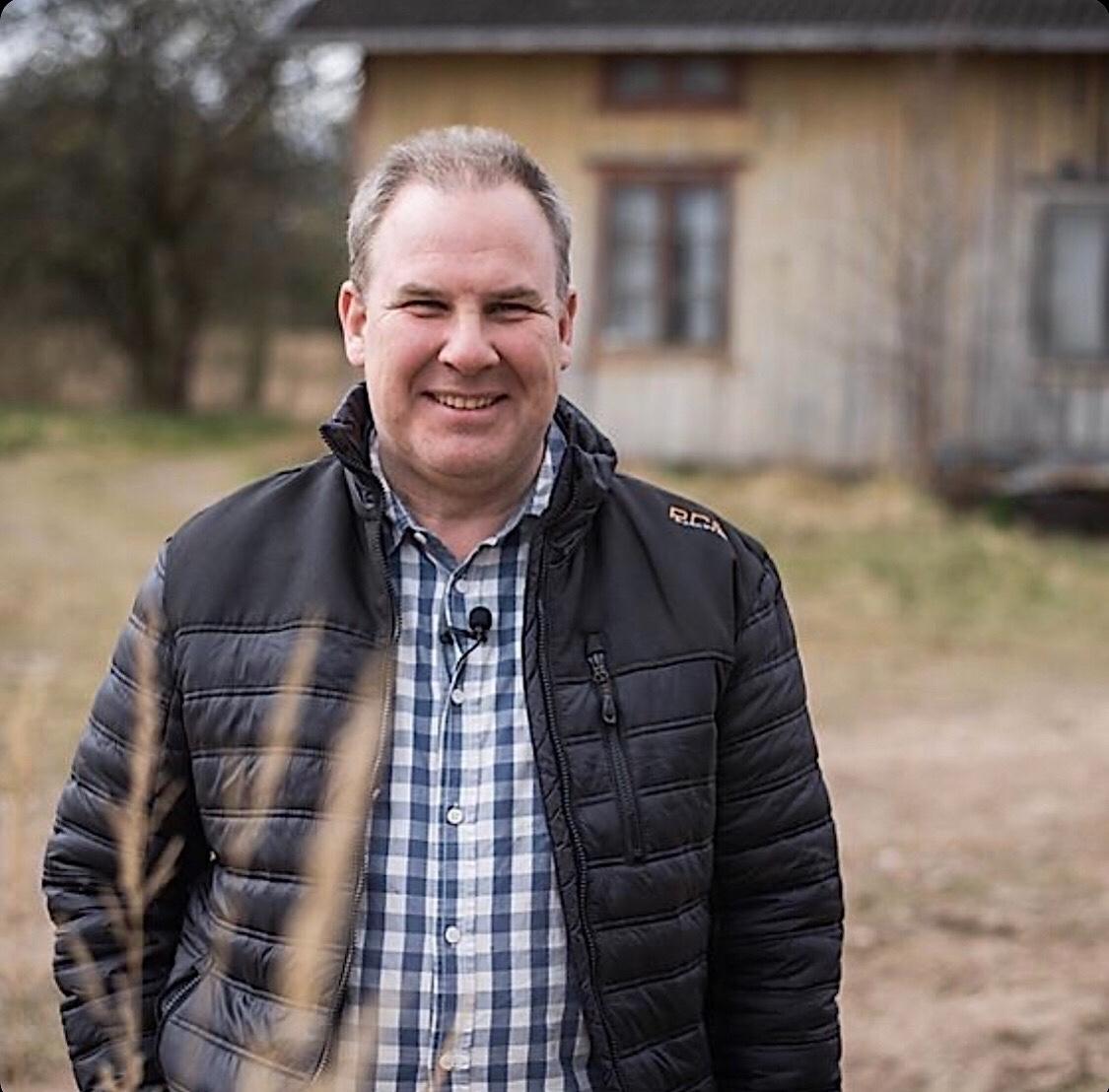 Robert Danielsson i #Inredningspodden – Om byggnadsvård, renovering och ödehus