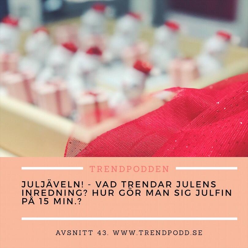 Julen 2018 – Juljäveln eller julparadiset?
