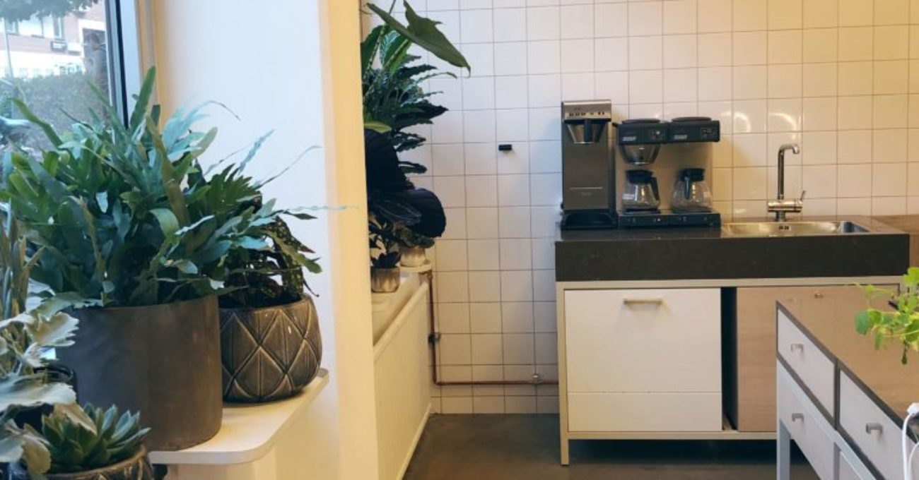 Köket hos en av Sveriges mest kända arkitektbyråer?