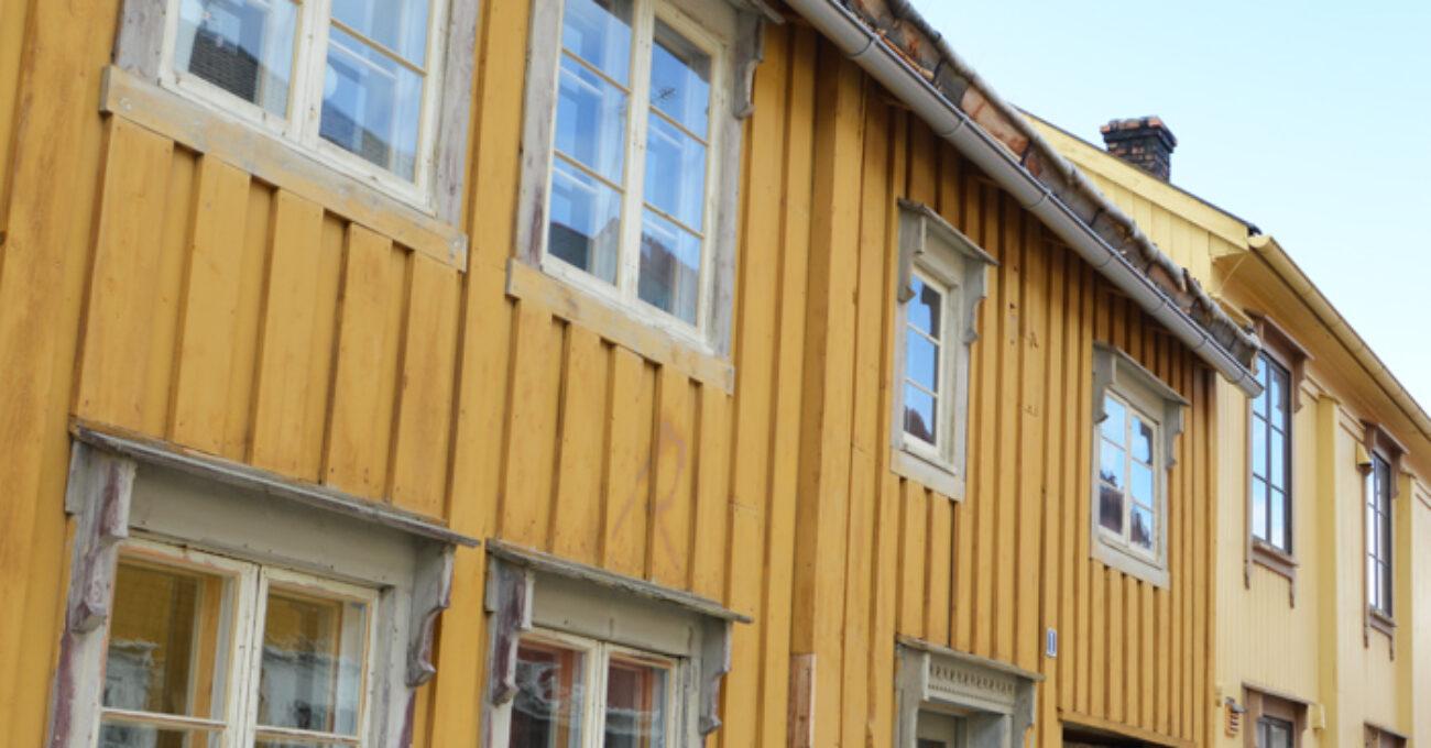 gult hus röros blogg 140417