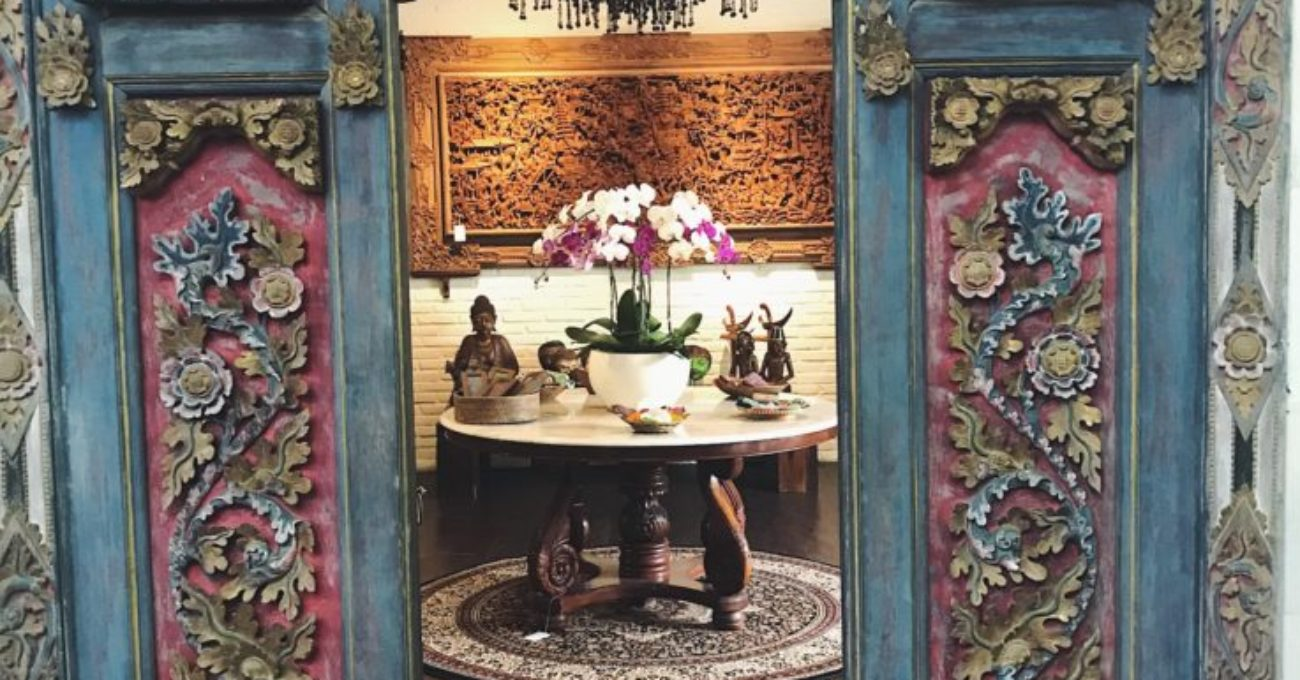 Interior paradise #Bali
