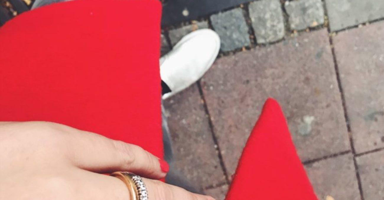 Önskelistan – röda nyanser