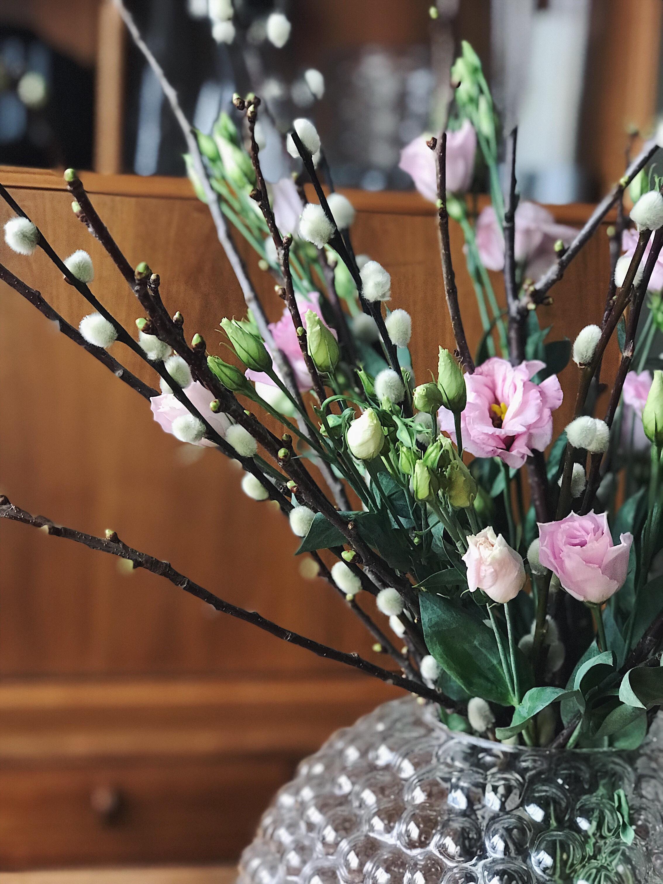 Weekend flowers – #budget DIY