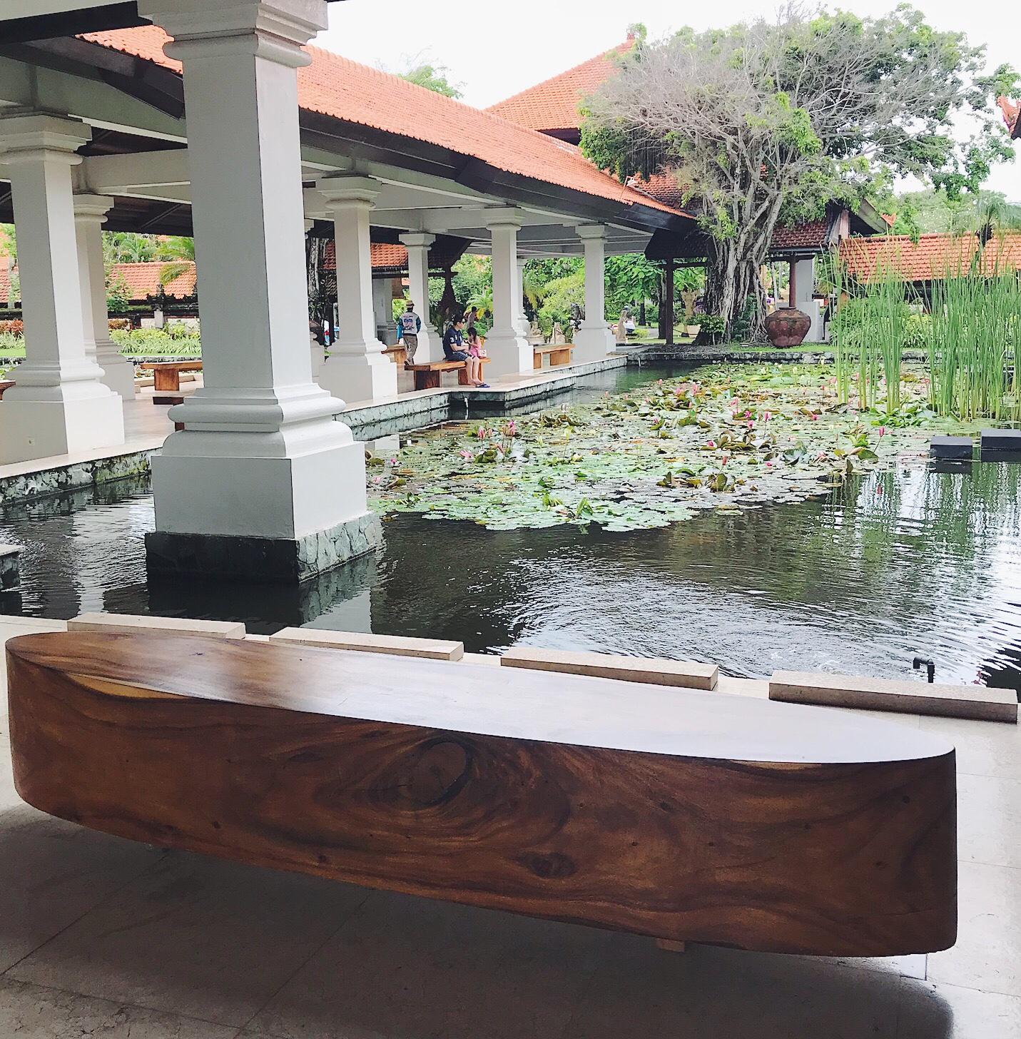 Balinese Interior style