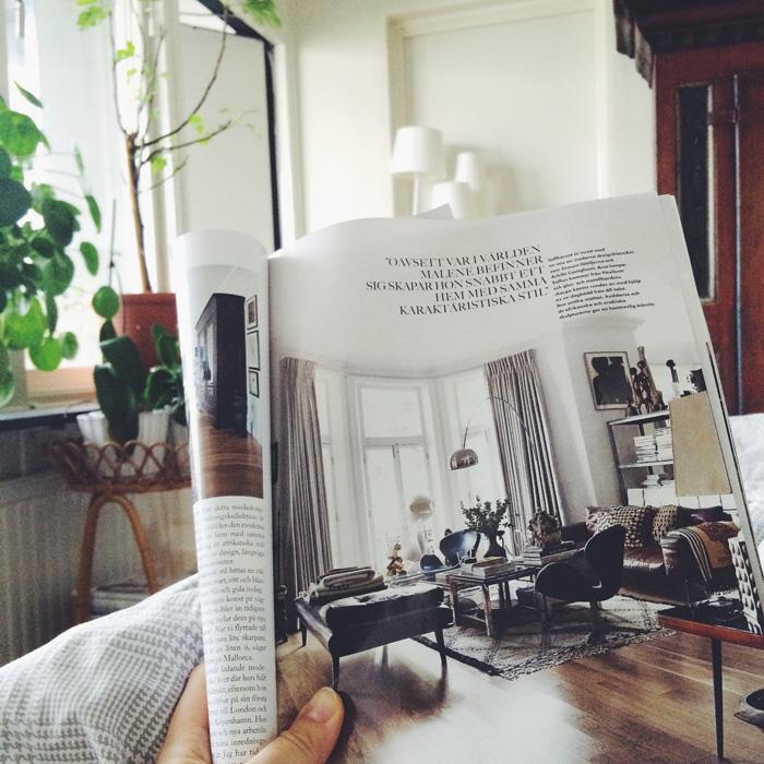 #elledecoration#malenebirger#inredningsblogg#joelhome