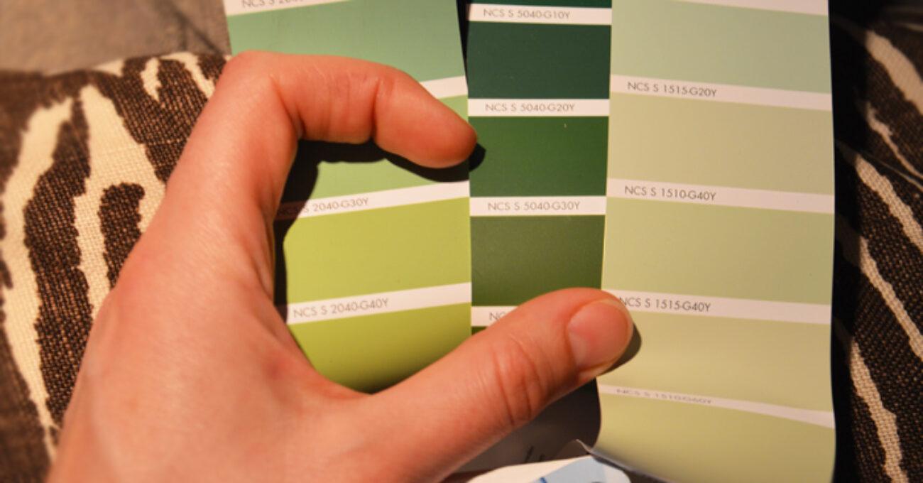färgval grönt blogg 140411