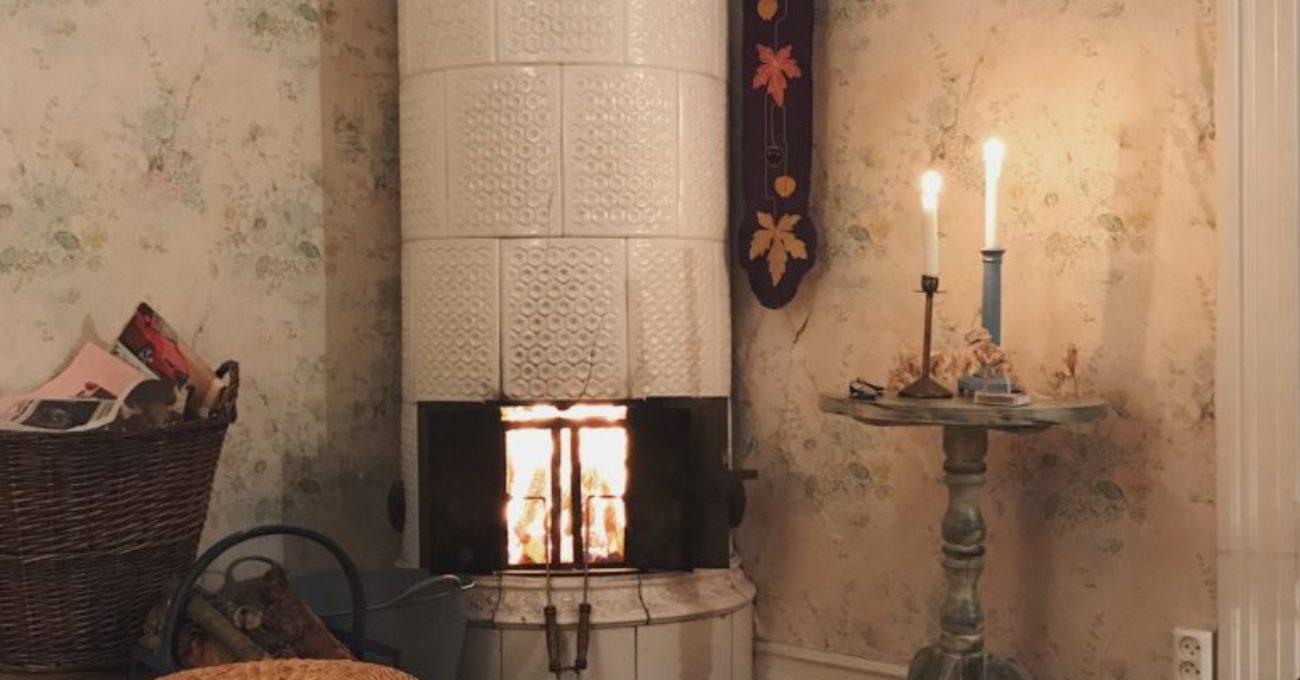 Sommarhuset om hösten