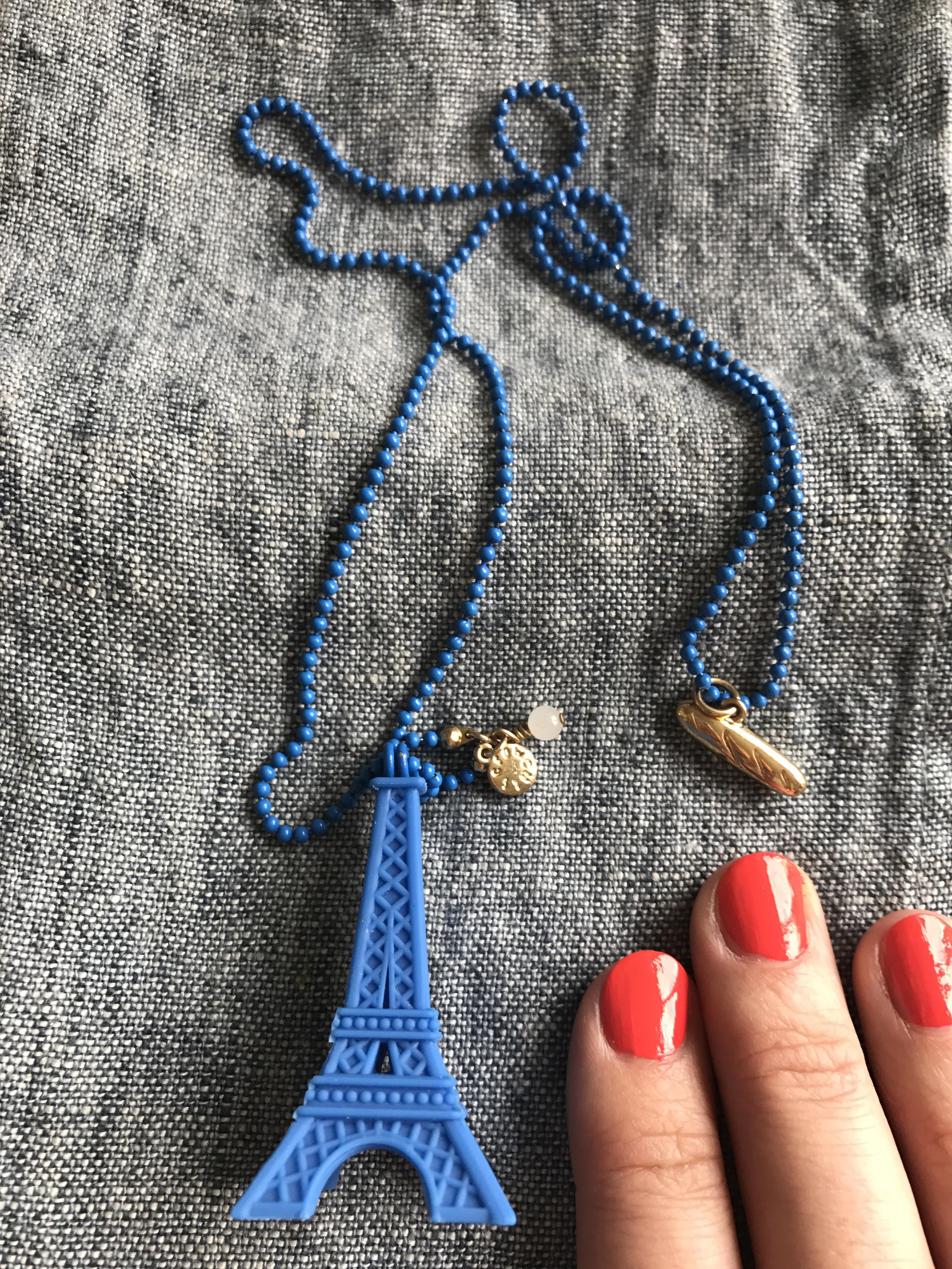 Smycken, resor och Paris i Trendpodden.