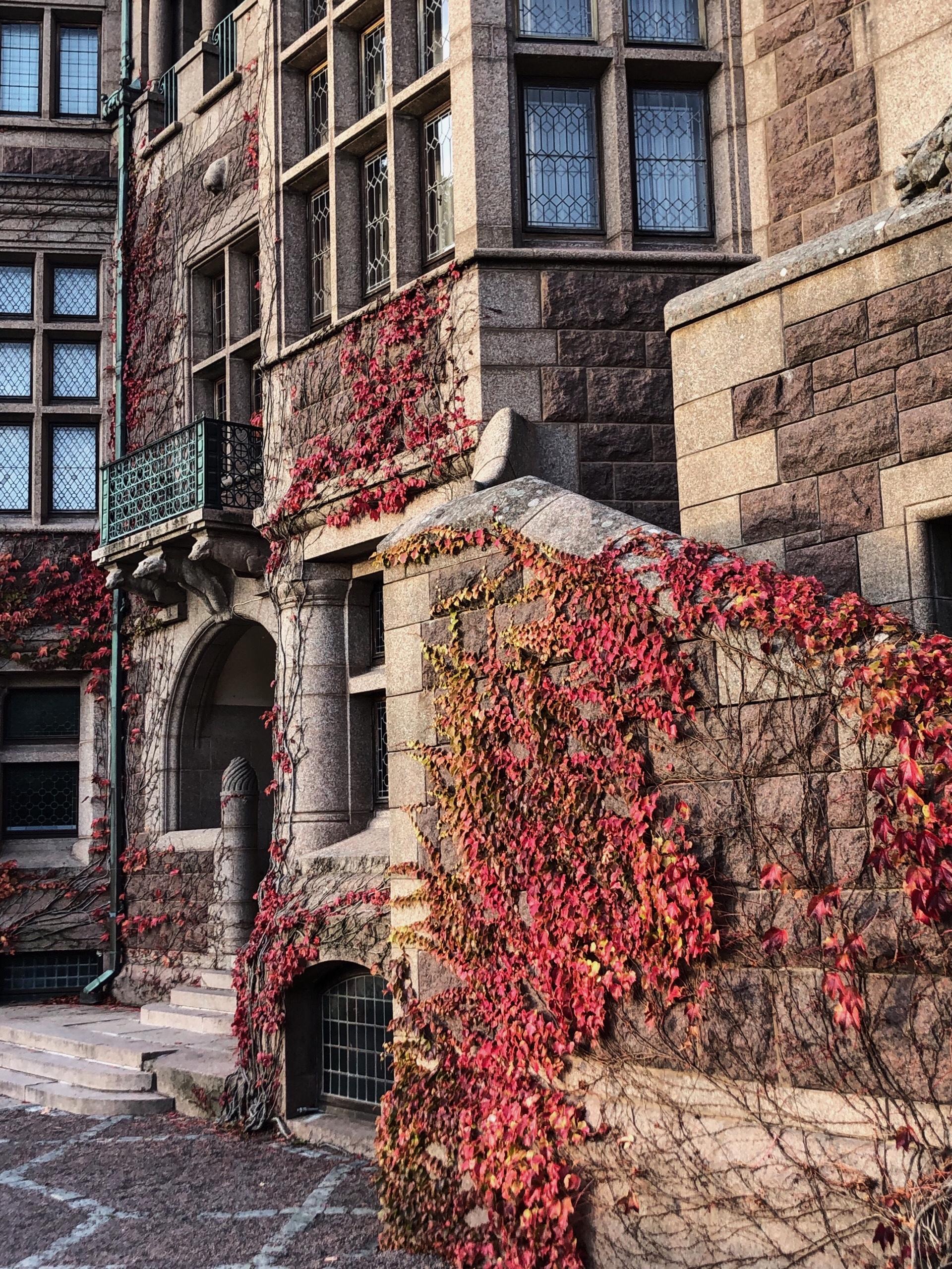 Inredningspodden besöker Tjolöholms slott