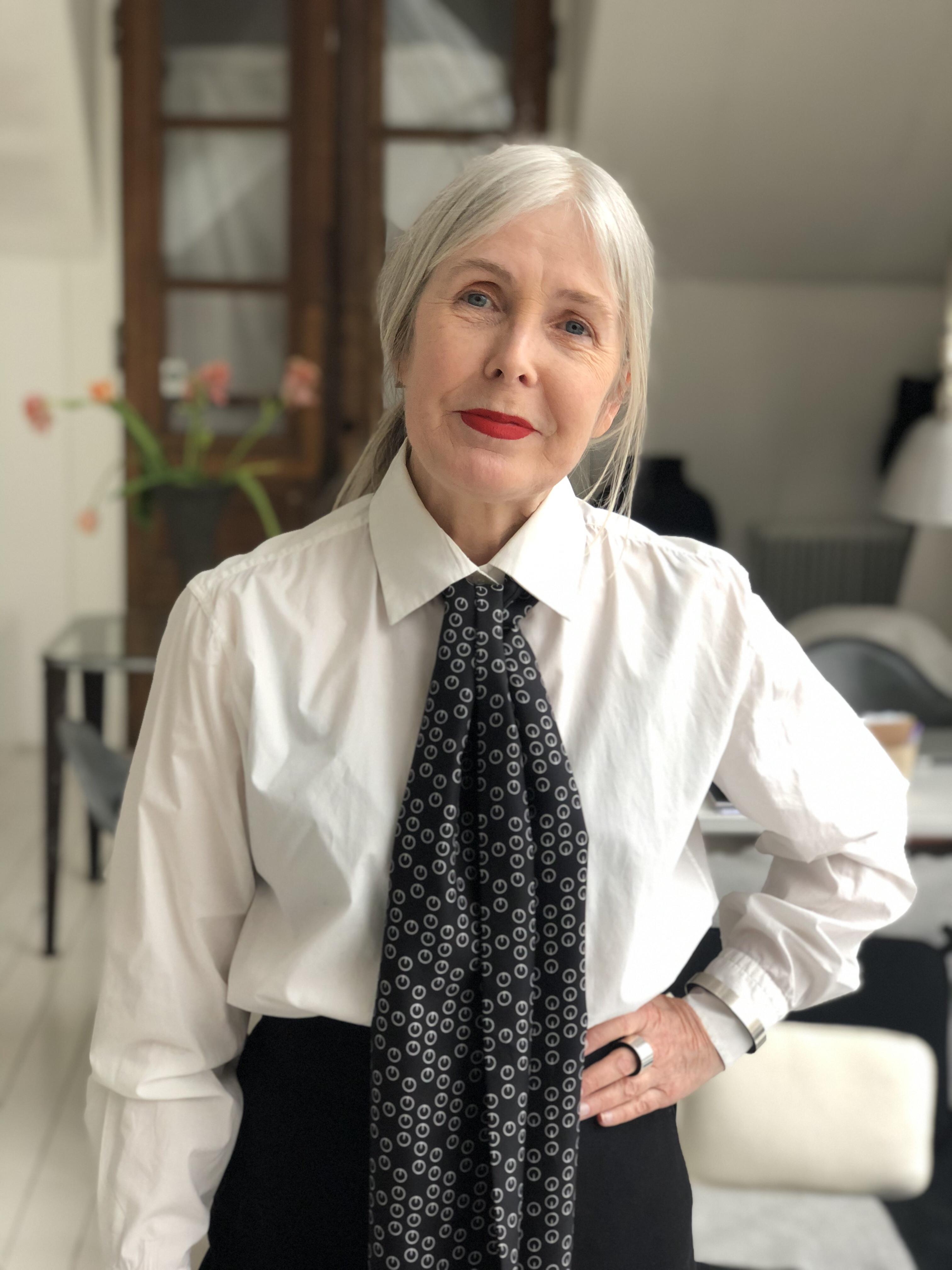 Pia Wallén – Modeskapare och formgivare med en förkärlek för filt, kors och minimalism