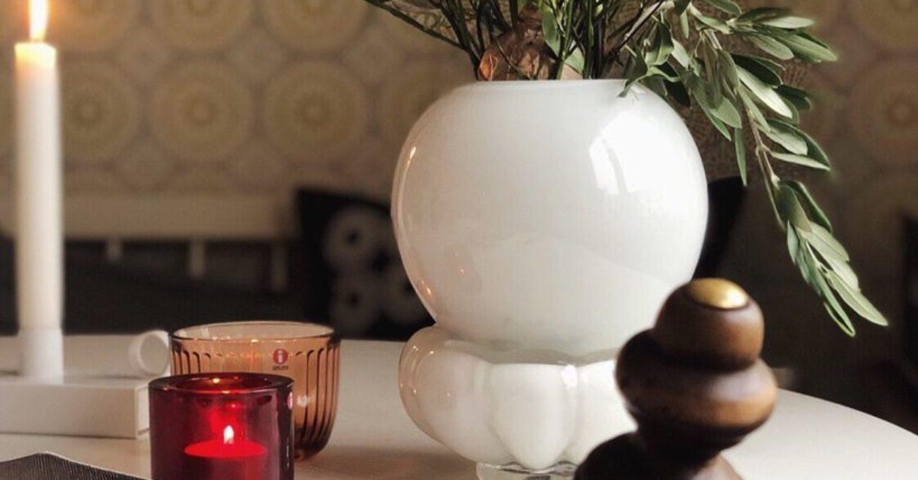 Julblommor – återbrukade och trendiga – DIY