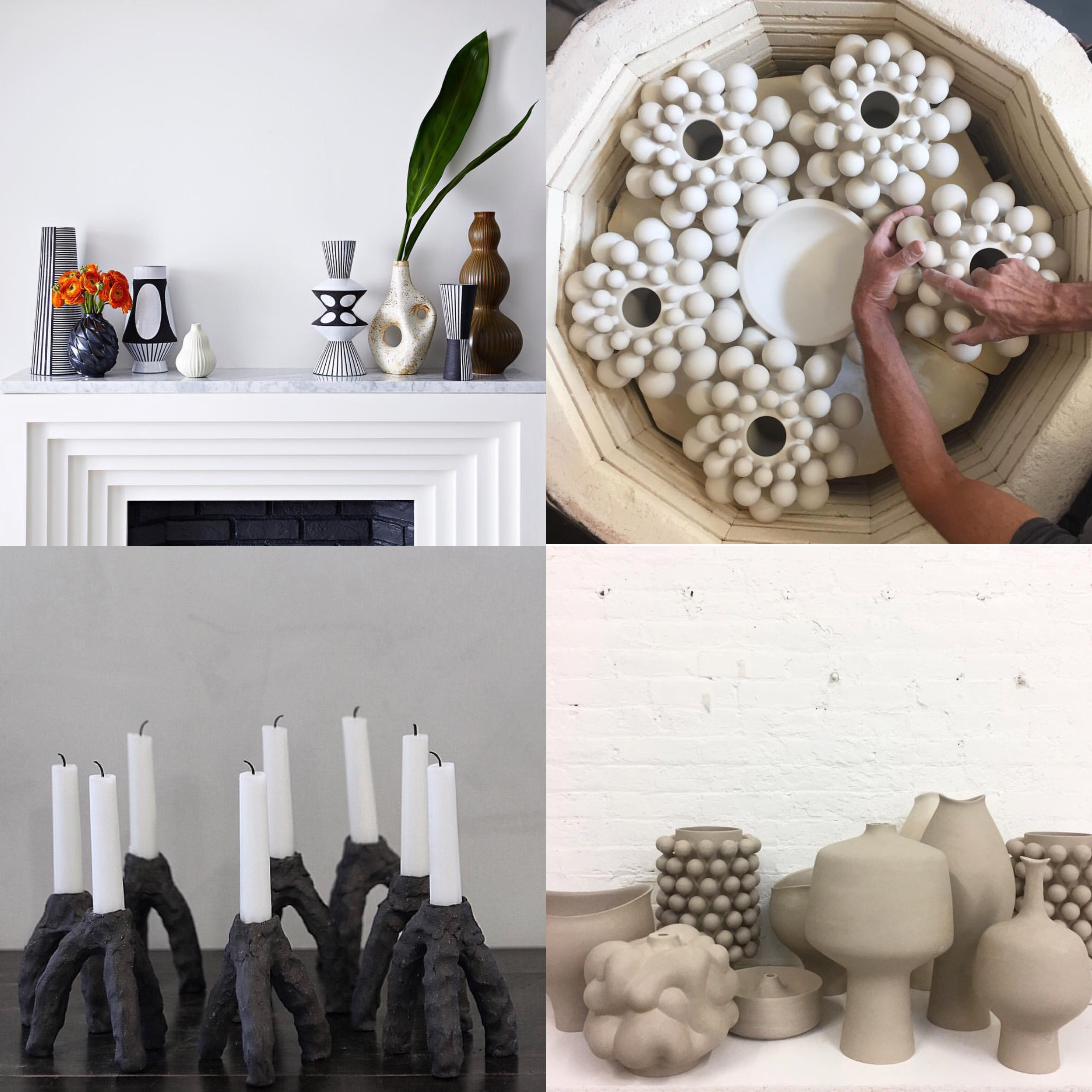 Keramik – höstens inredningstips
