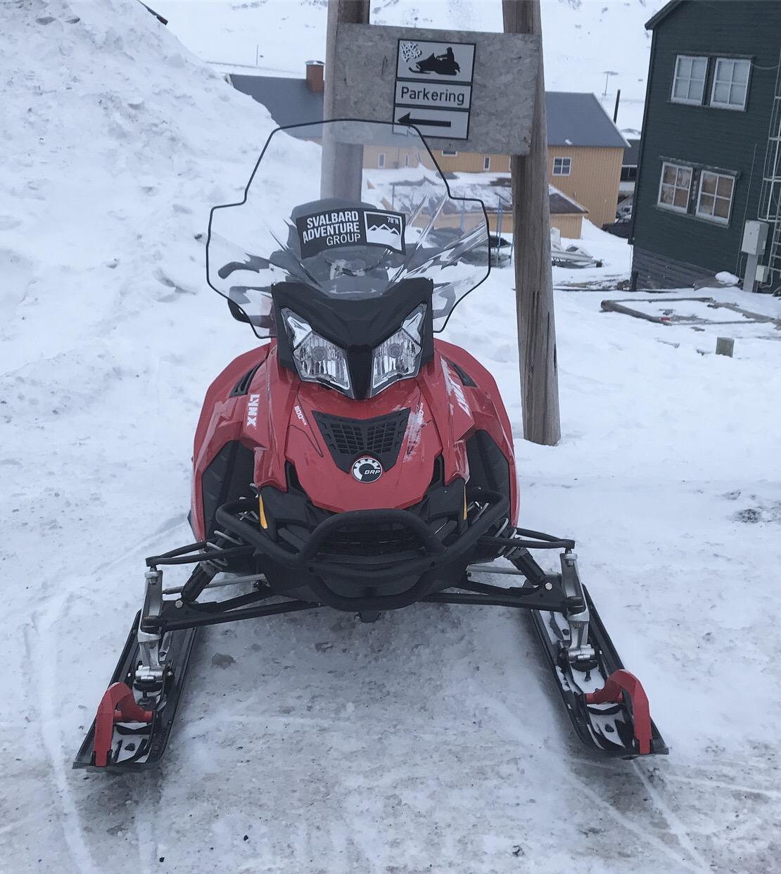 Finally – Longyearbyen & Svalbard!