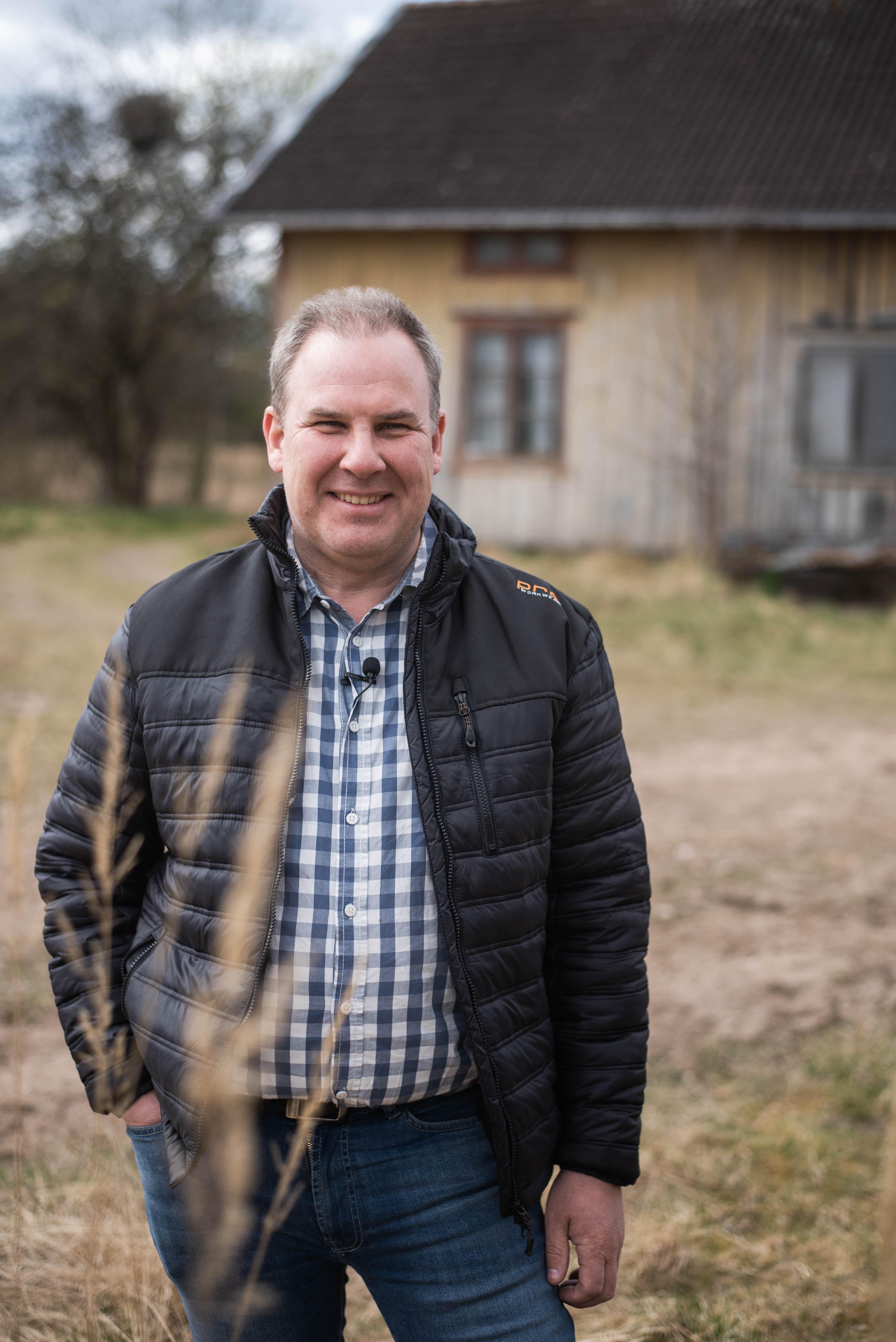 En snabbguide till gamla hus med Robert Danielsson