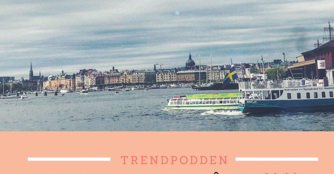 Avsnitt 29 ute – Stockholm i våra hjärtan