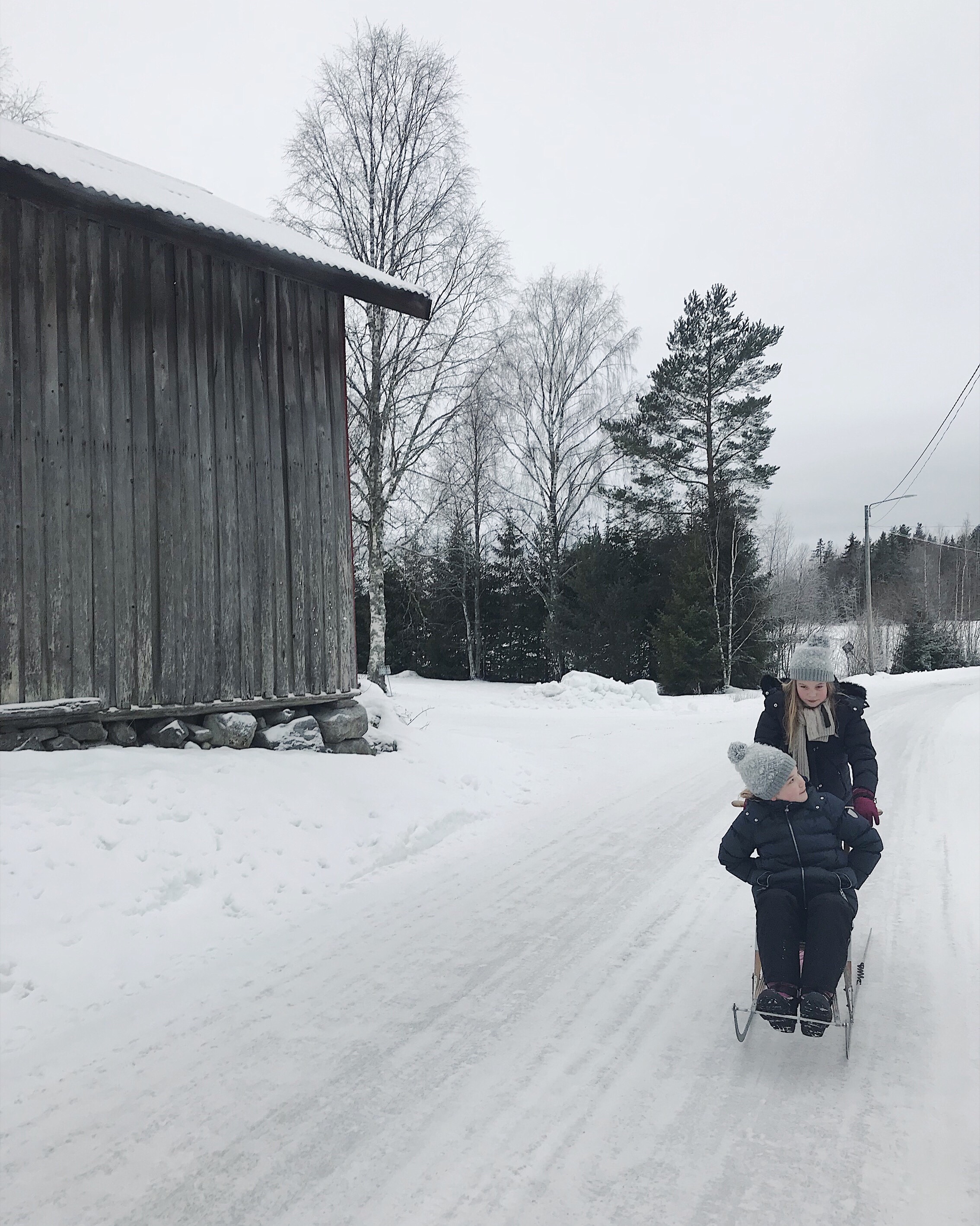 Winter weekend in Dalarna
