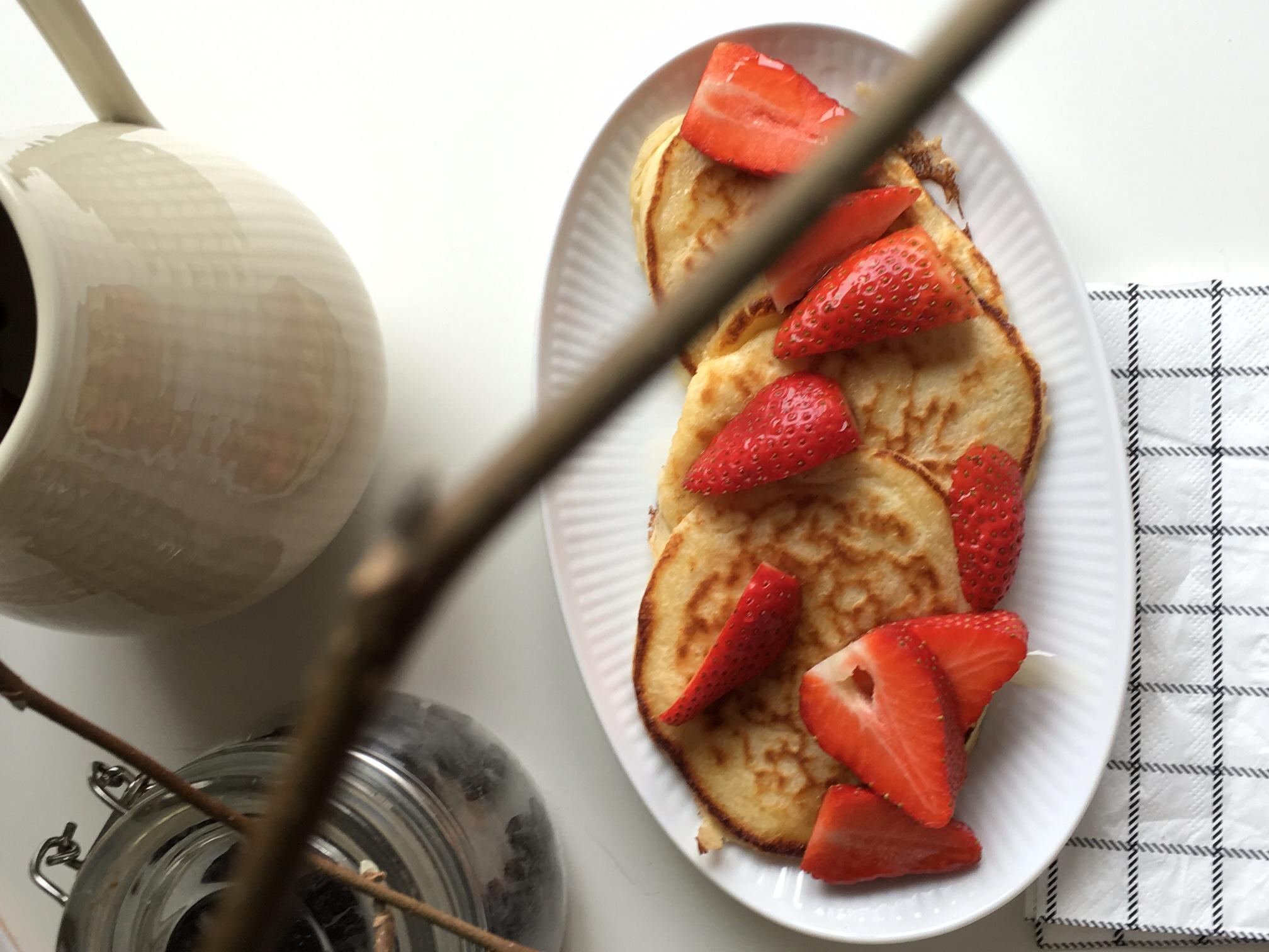 #pannkakor#pancakes#inredningsblogg#food#joelhome